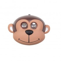 Kids LED Monkey Headlamp