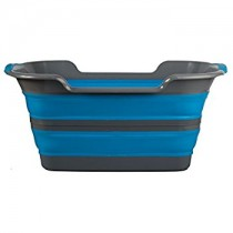 Deluxe Collapsible Laundry Basket