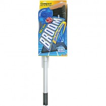Camco Adjustable Broom with Dust Pan