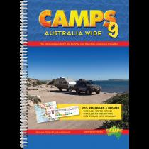 Camps Australia Wide 9 Spiral
