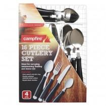 Traveller's 16 Pce Cutlery Set