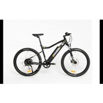 ETOURER M1 E-Bike Mountain Model - Black