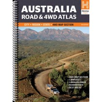 Australian Road & 4WD Atlas