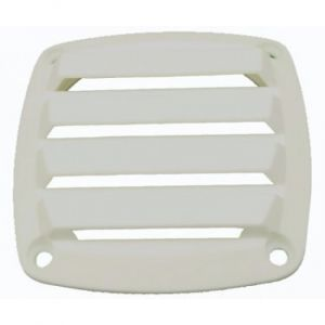 Flush Plastic Vent 90mm x 90mm