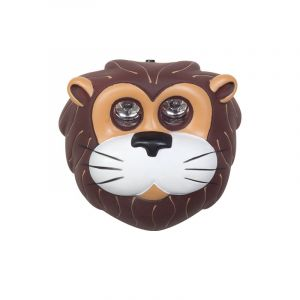 Kids LED Lion Headlamp