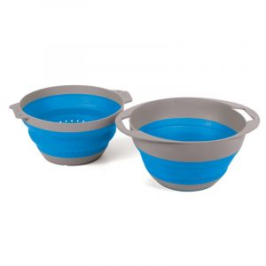 Pop Up Colander & Bowl Set