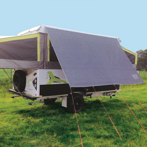 Camper Privacy Sunscreen Offside