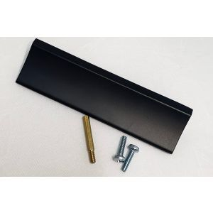 Matt Black Jayco Cupboard Handle Zinc Alloy