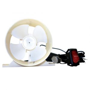 Fridge Fan 12volt Thermostat Controlled