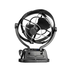 Sirocco II Fan - Black