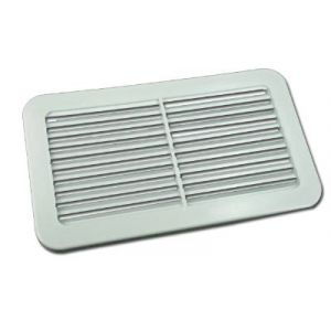 Vent Large Outer White 240x140