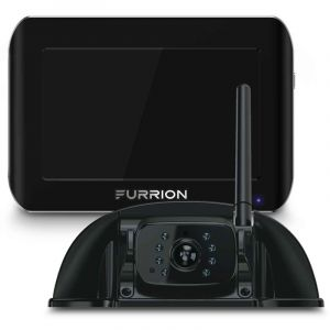 "FURRION Vision S Rear-Vision Camera & 7"" Display Kit"
