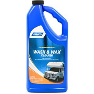 Camco RV Wash & Wax
