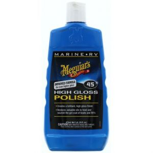 Meguiar's High Gloss Boat/RV Polish 473ml