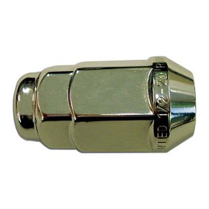 Wheel Nut Chrome Pkt 6