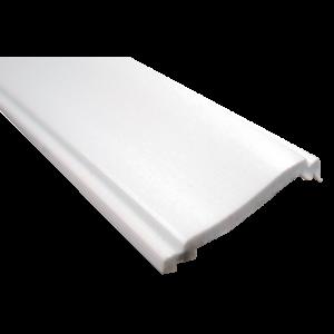 Mould Insert For White Single Sailtrack - Sold Per Metre