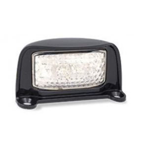 LED Number Plate Light - Black