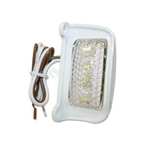 LED Number Plate Light - White