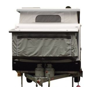 Jayco Expanda Front End Storm Cover