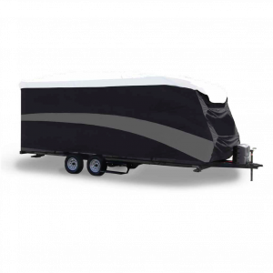 CAMCO Two-Tone Premium Caravan Cover 22-24' (6732-7344mm)