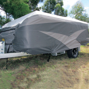 ADCO Camper Trailer Cover - 10-12 feet