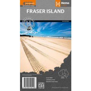 Fraser Island Map