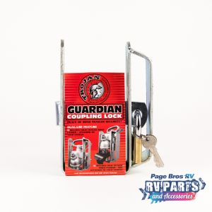 Trojan Guardian Coupling Lock