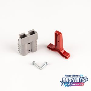 Anderson Plug & Handle