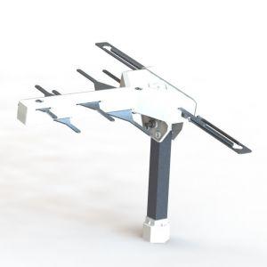 Winsig 3.2 Camping Antenna (White)