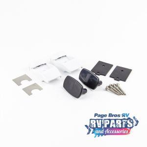 Fiamma Plastic Leg Wall Bracket Kit