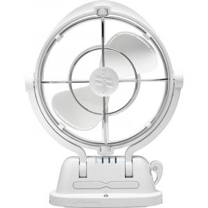Sirocco II Fan - White