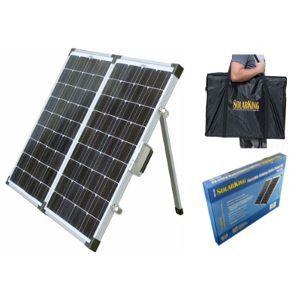 120 Watt Folding Solar Kit