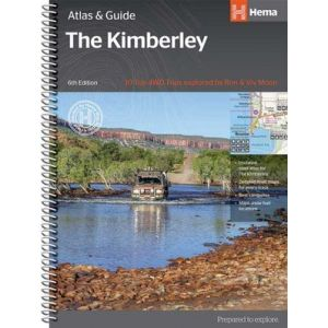 The Kimberley Atlas & Guide
