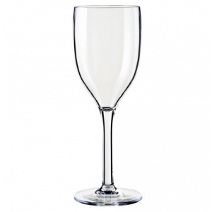 Palm Tritan Afresco Clear Wine Glass 350ml