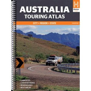Australian Touring Atlas