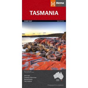 Tasmania Handy Map